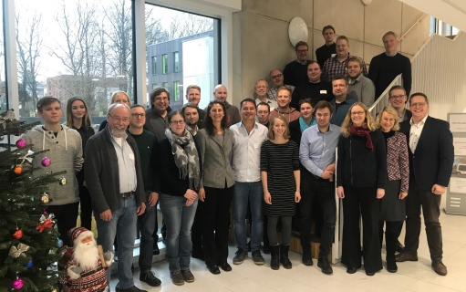 Kick-Off Workshop in Osnabrück